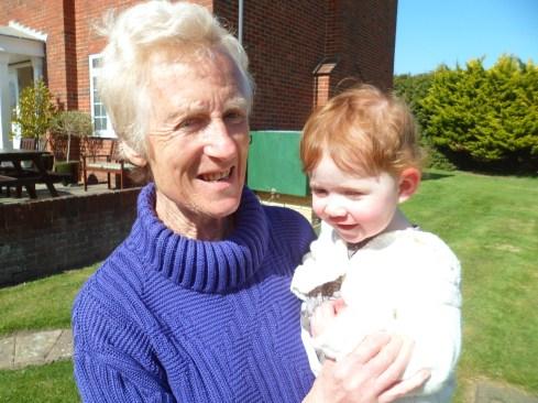 Nanny and Amélie