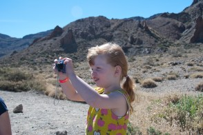 A budding photographer