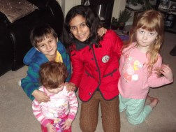 Nanny Fran's gang