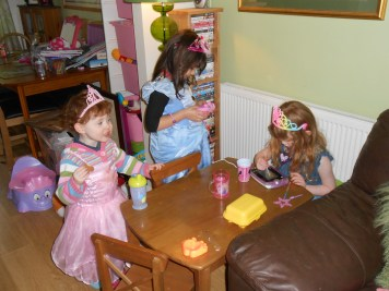 A Princess Party