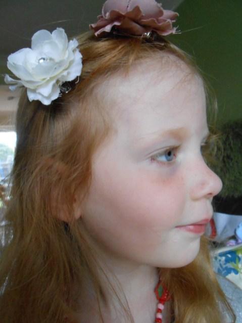 My pretty hair