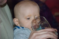 My first pint