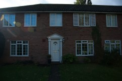 The Bagnall's first home