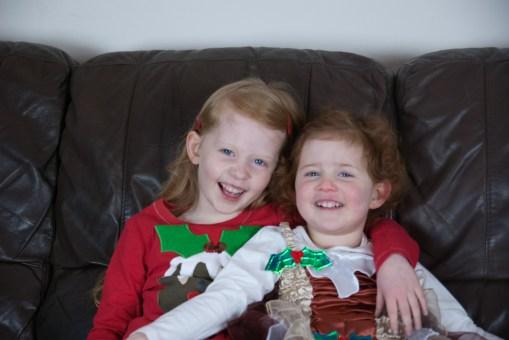Christmas Sisters