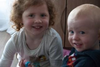 Amélie and Ezra