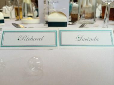 Richard and Lucinda