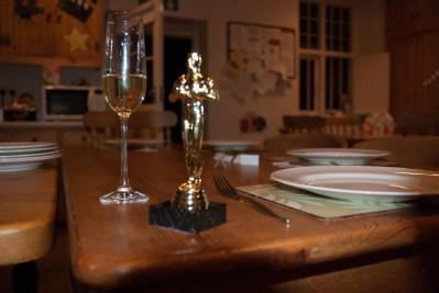 The Award (and reward)