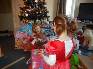 Opening Presents