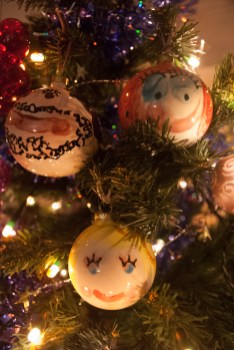 The Bagnalls in Baubles