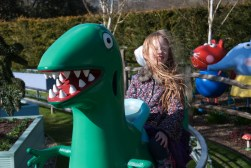 Éowyn on Mr Dinosaur