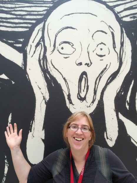 Lucinda and the Scream