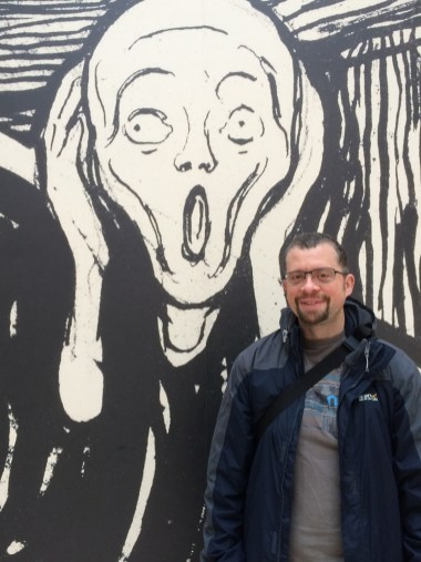 Baggie and the scream