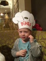 Who's da chef?