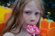 My girl, lollipop