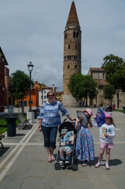 The Bagnalls in Caorle