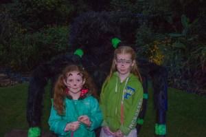 Halloween sisters