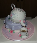 Impressive birthday cake!