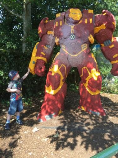 Ezra and Hulk-Buster