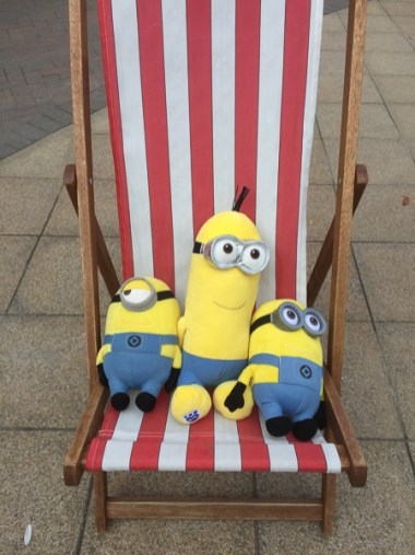 The Baguettes have turned into Minions