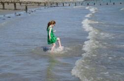 Amélie versus the sea I