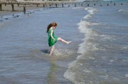 Amélie versus the sea II