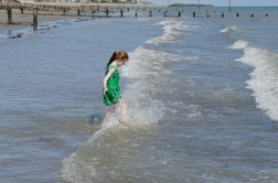 Amélie versus the sea III