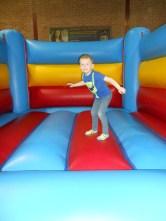 Ezra jumping