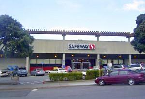 Safeway, Noriega Street