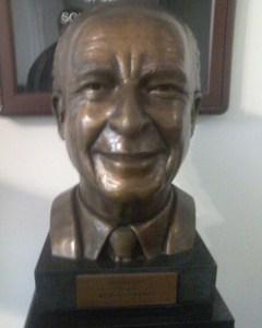 Herb Caen Bust