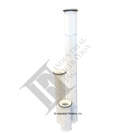 C&W CD007- 8″ x 54″ Filter Cartridge CP Dust Collector