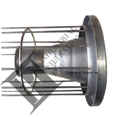 C & W B0005 Filter Cage with venturi1