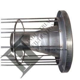 Donaldson Torit P034251-016-210 Filter Cage w/ Venturi FT/LP/VTD