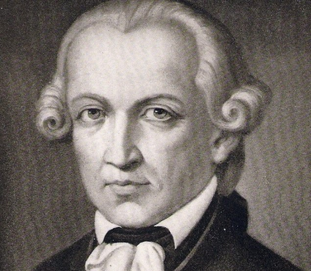 Astronom immanuel kant