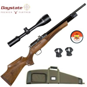 Daystate Tzar PCP Field Target Air Rifle - Bagnall and Kirkwood