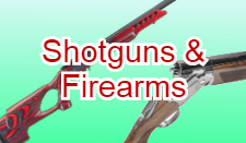 Shotguns and Firearms