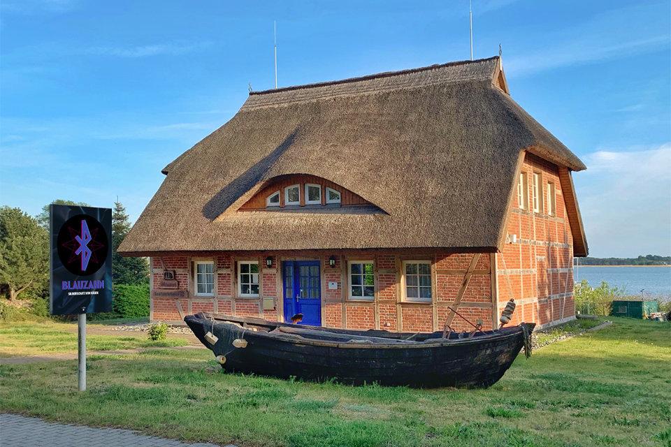 Seefahrerhaus Blauzahn Sellin, Foto: Burwizt Pocha