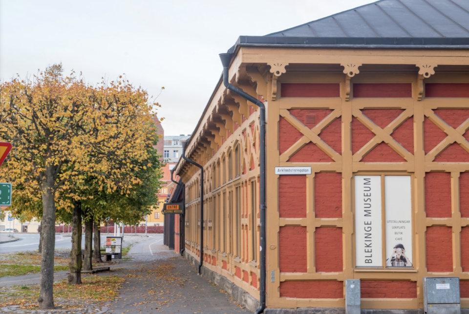 Blekinge Museum, Foto: GoogleMaps