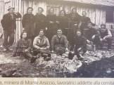 Mine workers Sant'Anna Di Stazzema