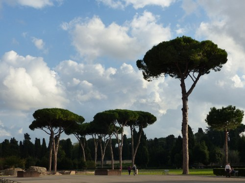 Caracalla baths Rome