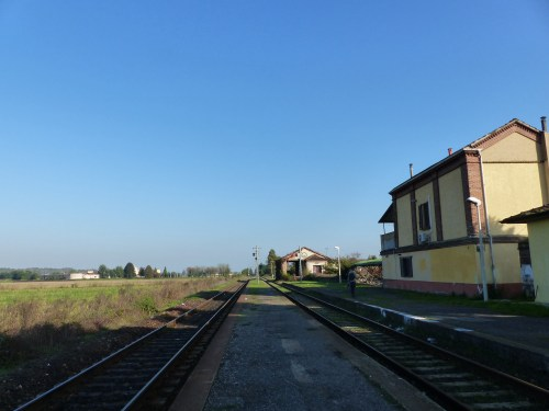 Belgioioso station