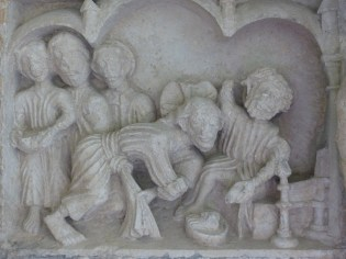 St Trophime cloister Arles