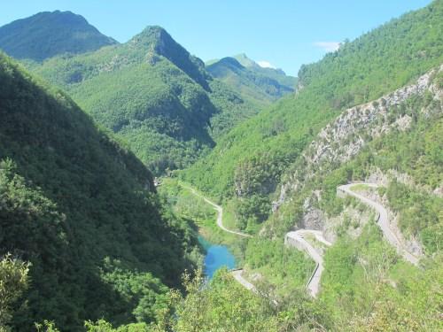 Road to Vergemoli