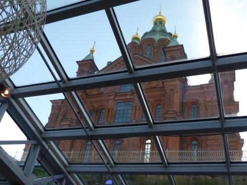 Russian church Helsinki