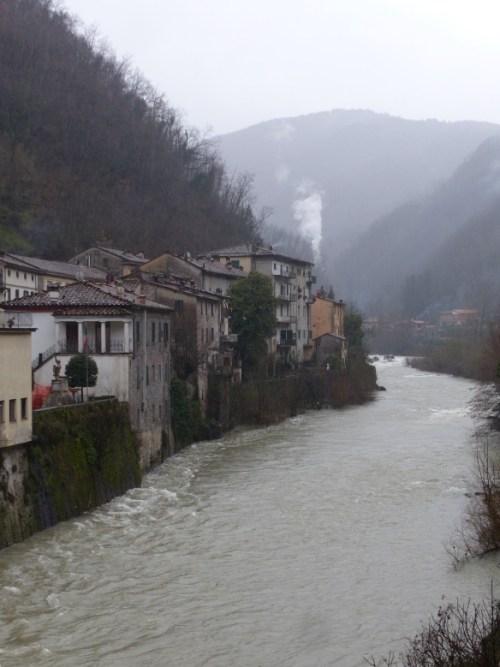 Bagni di Lucca winter