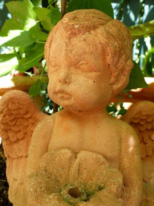 Terracotta girl