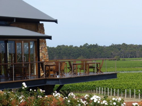 Watershed winery