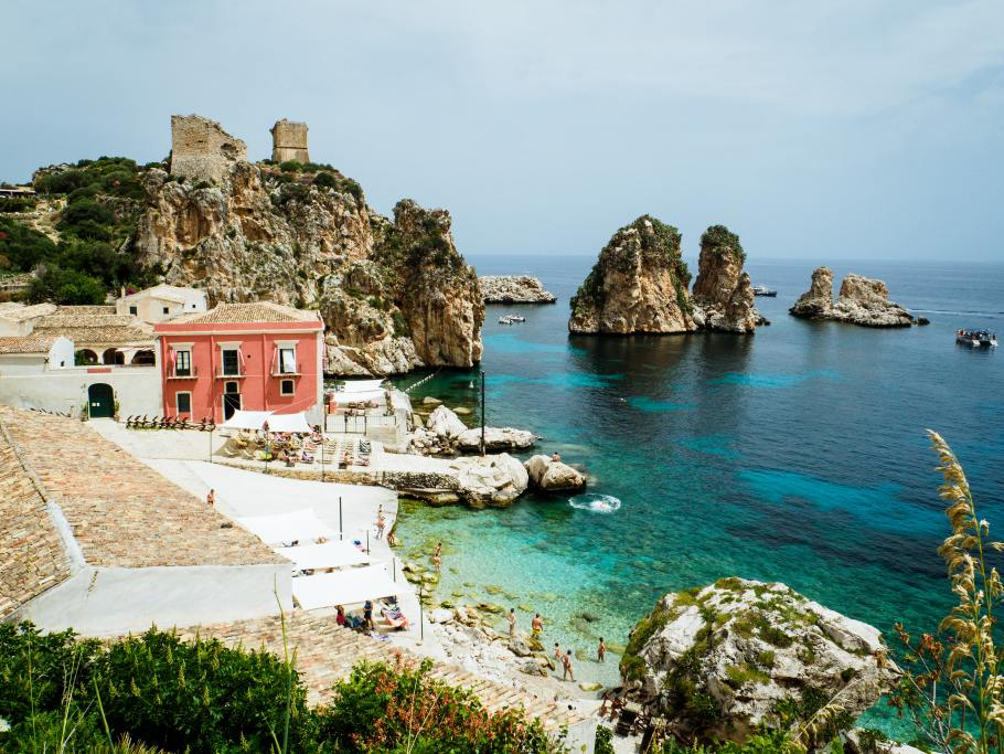 Sicily covid-19 travel deal
