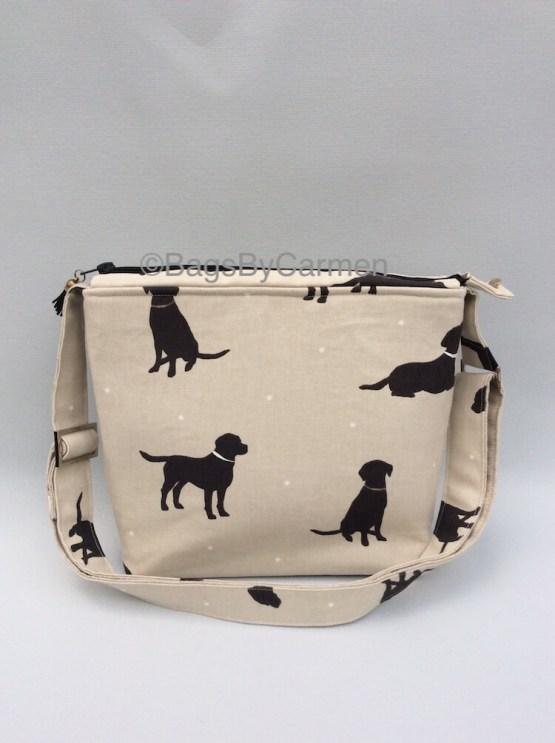 Black Dog Handmade Bag_Front