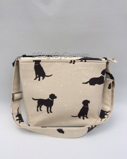 Black Dog Handmade Bag_Front