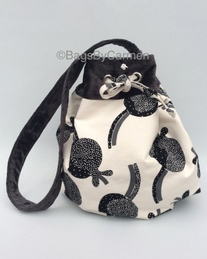 Hobo Drawstring bag _Front